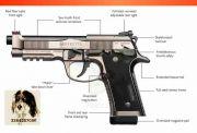 Beretta beretta 92x performance