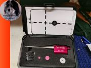 collimatore laser