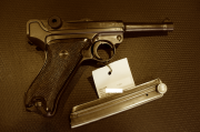 Mauser p08 byf 1941