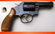 Smith & Wesson modello 13.2 tartarugato
