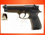 Beretta 98/fs cerakote bronze
