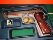 Beretta 98 acciaio satinato