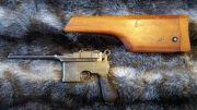 Mauser PRENOTATA - C96 Large Ring Hammer