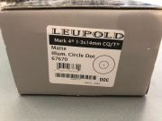 Leupold Mark 4 1-3x14mm CQ/T
