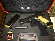 Tanfoglio Limited Custom HC Total Black