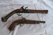 Pistola Avancarica Italiana
