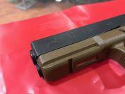 Glock 17 FDE