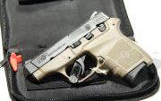 Smith & Wesson MP BODYGUARD 380 FDE