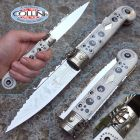 Uberti Berti - Coltello D'amore in silver, onyx and deer - handmade knife