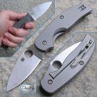 Spyderco Spyderco - Sage 2 Titanium - C123TI  knife