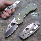 Spyderco Spyderco - Leafstorm - C128G coltello