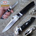 Spyderco Spyderco Vallotton Sub-Hilt Folder - coltello collezione