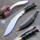 Nepal Kukri Kukri Artigianale - Panjawal Gripper - coltello
