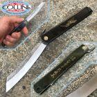 Kanekoma Kanekoma Big Black - Miyamoto Musashi Pocket Knife Japan
