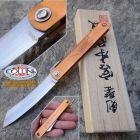 Kanekoma Higonokami - Kanekoma Damascus - Miyamoto Musashi Pocket Knife Japan