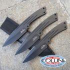 United Cutlery United - Hibben - Lancio - Thrower Triple Set Cloak WH101 - coltello