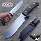 Lion Steel Lionsteel - M7 Satinato - Black Canvas Micarta - M7MS - coltello