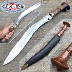 "Nepal Kukri Kukri Artigianale - Sirupate 17"" manico legno - coltello"