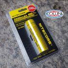 Nitecore Nitecore - NL1835 - Batteria ricaricabile protetta Li-Ion 18650 3.6V - 3500mAh - 12.6Wh