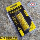 Nitecore Nitecore - NL1835HP - Batteria ricaricabile protetta Li-Ion 18650 3.6V - 3500mAh - 8A per MH12GTS, MH25GTS, P12GTS, MH23, CI7