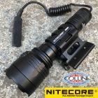Nitecore Nitecore - HUNTING KIT NEW P30 - 1000 lumens e 618 metri - Torcia con batteria + remoto RSW3 + attacco GM02MH