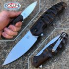 Fox Fox - Ziggy Folder knife by Jens Anso - Ziricote - FX-308ZW - coltello