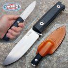 Lion Steel Lionsteel - B40 Bushcraft Knife - G10 Nero - B40GBK - coltello