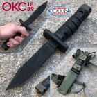 Ontario Ontario Knife Company - ASEK Survival System Black - 1400 - coltello