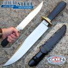 Cold Steel Cold Steel - Laredo Bowie Knife O-1 Steel - 39LLBMT - coltello