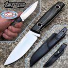 TRC Knives TRC Knives - Classic Freedom Knife - M390 & Black Canvas Micarta - coltello