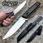 TRC Knives TRC Knives - This is Freedom Knife - M390 & Black Canvas Micarta - coltello