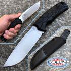 Fox Fox - Core Fixed knife by Vox - FX-605 - Flat Black - coltello