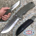 Fox Fox - Core Fixed knife by Vox - FX-606OD - Scandi OD Green - coltello