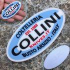 Collini Coltelleria Collini - PVC Morale Patch - Classic Logo Est. 1968 - Gadget