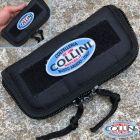 Collini Coltelleria Collini - Small Zip Pouch + PVC Morale Patch - Classic Logo Est. 1968 - Gadget
