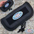 Collini Coltelleria Collini - Large Zip Pouch + PVC Morale Patch - Classic Logo Est. 1968 - Gadget