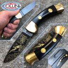 Boker Boker - Black Gold Commemorative Miner knife 1992 - Limited Edition