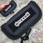 Collini Coltelleria Collini - Large Zip Pouch + PVC Morale Patch - White Knives.it - Gadget