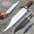 Windlass Museum Replicas Windlass - Primitive Bowie Knife - 400884 - coltello