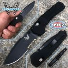 Benchmade Benchmade - 427SBK - Mini-Vallation Black knife - Axis Assist - coltello