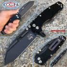WanderTactical Wander Tactical - Hurricane Folder Gen.III - Black PVD - coltello chiudibile