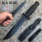 Ka Bar Ka-Bar - Short Black Utility - 02-1258 - Kydex Sheath - coltello
