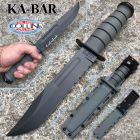 Ka Bar Ka-Bar - Foliage Green Fighting knife - 5012 - Kydex Sheath - coltello