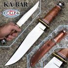 Ka Bar Ka-Bar - Bowie Knife 1236 fodero in cuoio - coltello