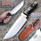 Bark River Bark River - Bravo Survivor knife A2 - Green Canvas - BA07116MGC - coltello