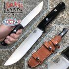 Bark River Bark River -  Bravo 1.5 Field knife - CPM 3V - Black Canvas - BA07124LT - coltello