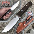 Bark River Bark River - Bravo 1 Field knife - A2 Steel - Black Canvas - BA07112MGC - coltello