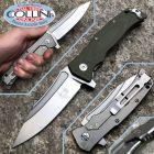 Maserin Maserin - Reactor knife - Green G10 - Design by Nicolai Lilin - 681/G10V - coltello