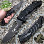 Fox Fox - FKMD - 49° Capricorno knife - FX-ALSR-49 - USATO - coltello
