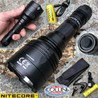Nitecore Nitecore - NEW P30 - 1000 lumens e 618 metri + Batteria Ricaricabile USB 21700 da 5000mAh - Torcia Led